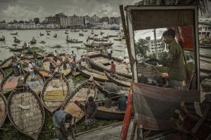 Temasek Photo Circuit Merit Award - Jinyan Yang (China) <br /> The Corner Of Harbour