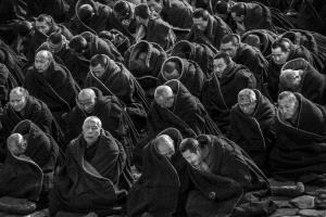 Temasek Photo Circuit Merit Award - Hua Lv (China) <br /> Dharma Assembly