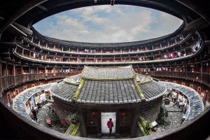 PhotoVivo Bronze Medal - Thiam Siong Tan (Singapore)  The Tulou
