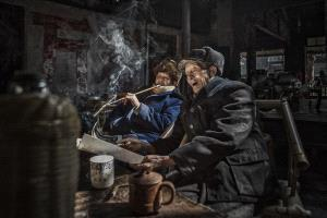 Temasek Photo Circuit Merit Award - Junjian Zhou (China) <br /> Communicate