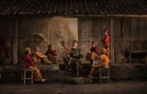 Temasek Photo Circuit Gold Medal - Alexandrino Lei Airosa (Macau) <br /> Story Teller 04