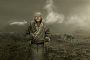 Temasek Photo Circuit Gold Medal - Zheng Gong (China) <br /> Grandma