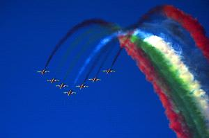 Temasek Photo Circuit Silver Medal - Shibu Mathew (United Arab Emirates)  Colourful Flights