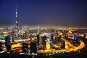 Temasek Photo Circuit Merit Award - Shibu Mathew (United Arab Emirates)  Ocean Of Lights