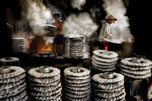 Temasek Photo Circuit Silver Medal - Huu Hung Truong (Vietnam) <br /> Handcrafted Cakes