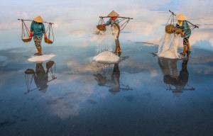 PhotoVivo HM - Chanonn Fong (Malaysia)  Dawn Salt Collection