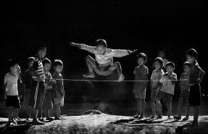 Temasek Photo Circuit Silver Medal - Zaw Min (Myanmar) <br /> Jump