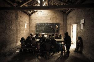 Temasek Photo Circuit Gold Medal - Hong Li (China) <br /> Village Class01