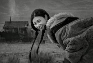 Temasek Photo Circuit Merit Award - Baoyi Huang (China)  Tibetan Girl