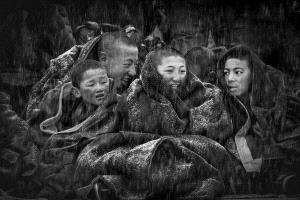 Temasek Photo Circuit Gold Medal - Baoyi Huang (China) <br /> Waiting