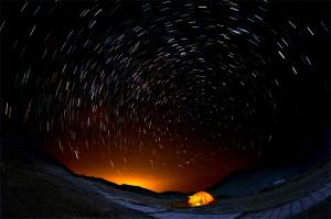 Temasek Photo Circuit Gold Medal - Shimin Wang (China) <br /> Starry Sky In Yu Shan Island