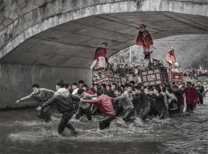 Temasek Photo Circuit Merit Award - Xiaohong Xu (China) <br /> The Zou Gu Shi