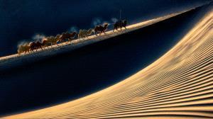 Temasek Photo Circuit Gold Medal - Shihua Cao (China)  Herd Back