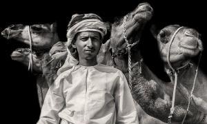 Temasek Photo Circuit Merit Award - Abdulla Al-Mushaifri (Qatar)  Bedwani