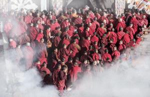 PhotoVivo HM - Jingsheng Nie (China)  Buddhist Service