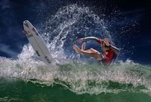 APAS Gold Medal - Chen Chu (Australia)  Break The Wave