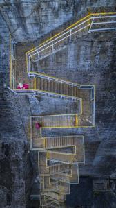 PhotoVivo Bronze Medal - Chaoyang Cai (China) <br /> Go Upstairs