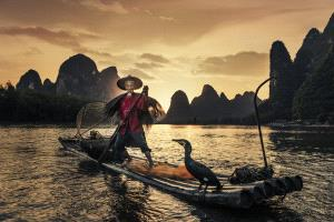 PhotoVivo Bronze Medal - Yi Huang (China)  Fishing Song Of Lijiang10