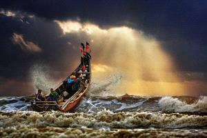 APAS Honor Mention - Tong Hu (China)  Chuaing Sea