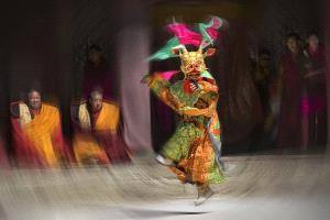 PSA HM Ribbons - Tan Tong Toon (Malaysia) <br /> Mask Dancing