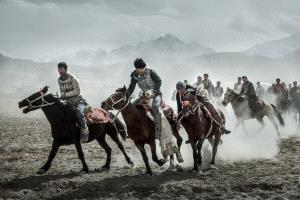 PhotoVivo Honor Mention - Zhi Jiang (China)  Horse Runners