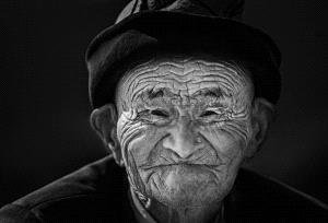 PhotoVivo Honor Mention - Xilian Li (China)  Old Face