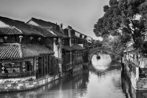 TPC Merit Award - Wenxian Su (China)  Water Town