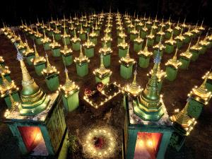 PhotoVivo Honor Mention - Thi Ha Maung (Myanmar) <br /> Light Festival