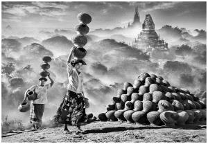 PhotoVivo Silver Medal - Wendy Wai Man Lam (Hong Kong)  Lady Workers Bw
