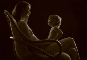 PhotoVivo Honor Mention - Jan-Thomas Stake (Sweden) <br /> Woman And Child
