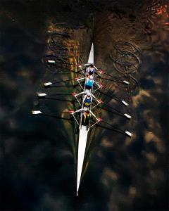 PhotoVivo Silver Medal - Hung Kam Yuen (Australia) <br /> Rowing Team 7