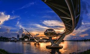 PhotoVivo Silver Medal - Liew Ted Ghee (Malaysia)  Sunset
