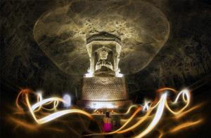 TPC Merit Award - Chengle Zheng (China)  Buddha Light