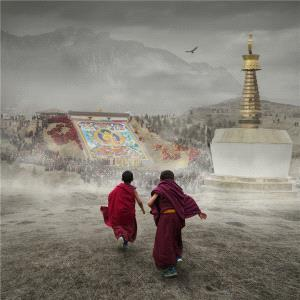 PSA HM Ribbons - Shiliang Liu (China) <br /> Running