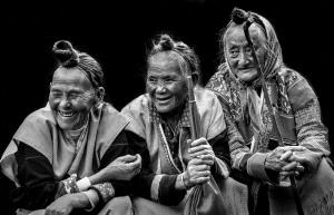 PhotoVivo Honor Mention - Hong Jiang (China)  Happy Old Man